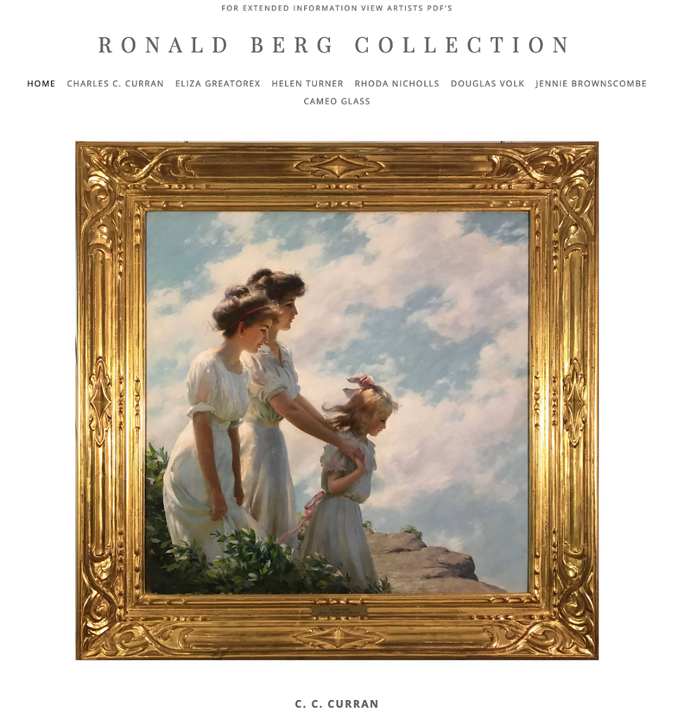 ww.ronaldbergcollection.com