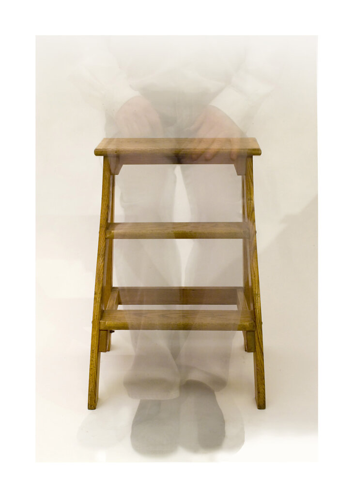 Portrait of a stool